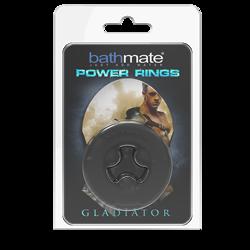 Bathmate Power Rings Gladiator - pierścień na penisa