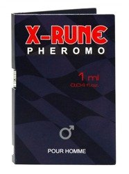 Feromony X-rune 1ml (próbka) - dla mężczyzn