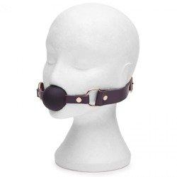 Knebel - 50 Shades Freed - Leather Ball Gag