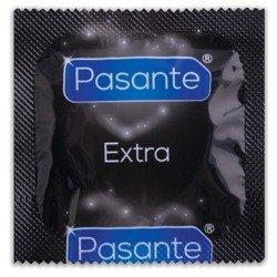 Prezerwatywy Pasante Extra - grubsze i bardziej nawilżone