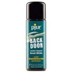 Żel nawilżający - Pjur Back Door Regenerating Anal Glide 30 ml