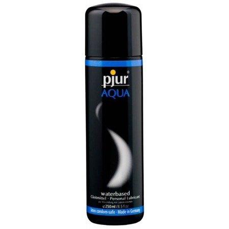 Pjur - Aqua 250 ml - lubrykant na bazie wody