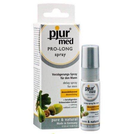 Pjur - Med Pro-Long 20 ml - spray wydłużający stosunek