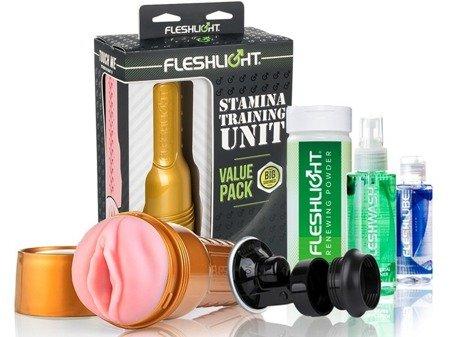 Zestaw Fleshlight Stamina Value Pack